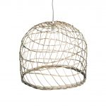 The Wicker lamp