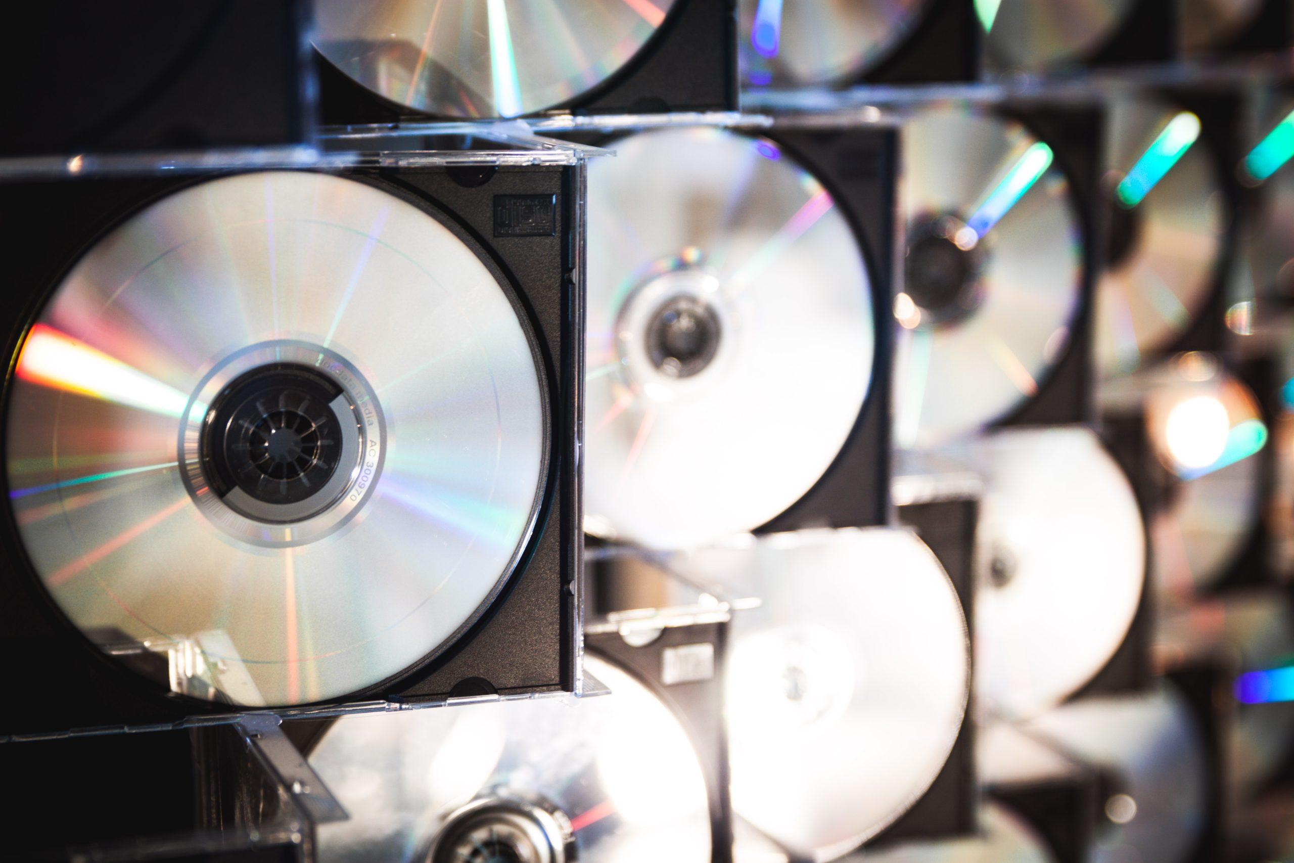 Lees meer over het artikel No CD To Waste